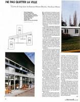 intérieur 1 technique et architecture